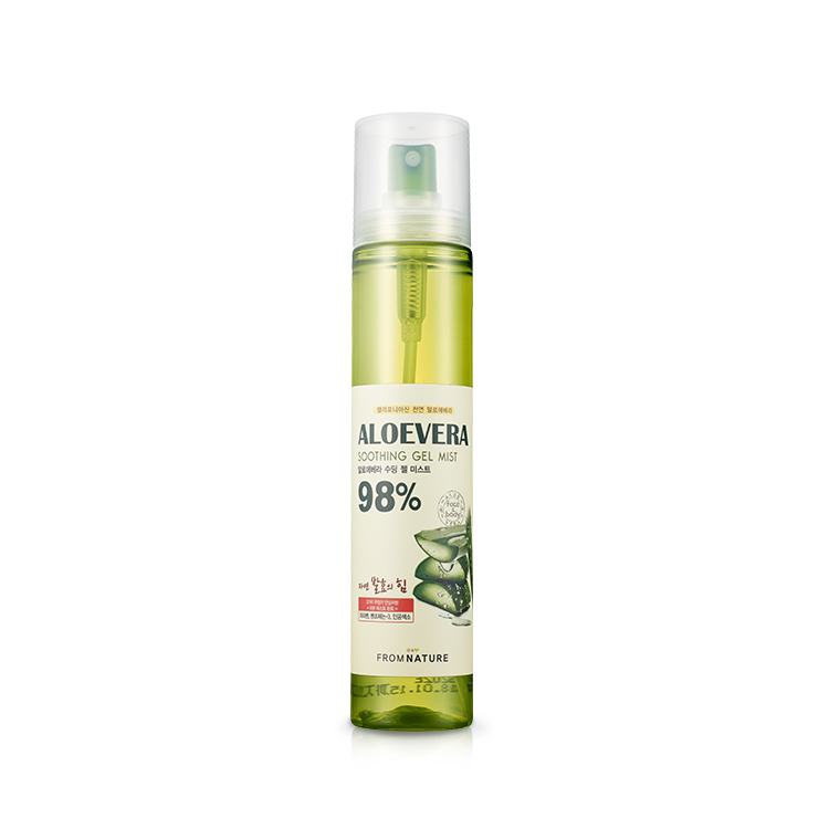 Aloevera 98% Soothing Gel Mist 120ml