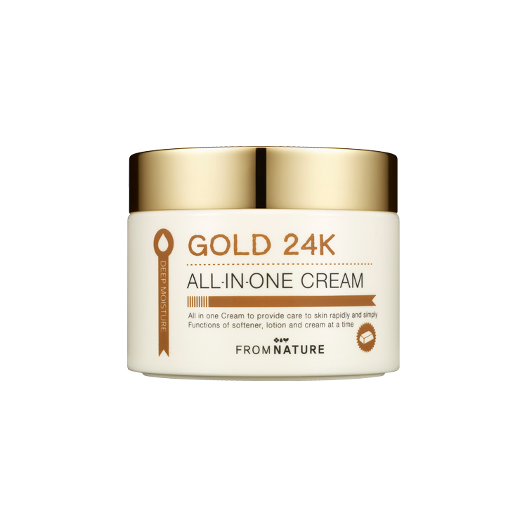 Gold 24K All-In-One Cream 100g