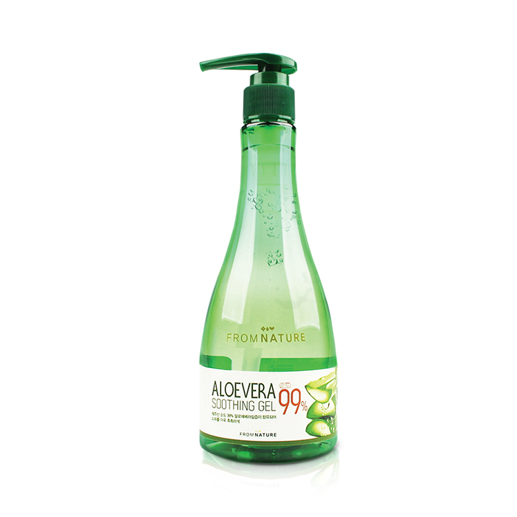 Jeju Aloevera Purity 99% Soothing Gel 550g (Expiry Date: 2019.11.22)