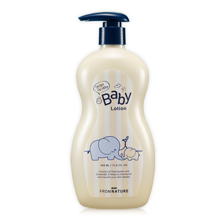 Dream In Mom Baby Lotion 450ml