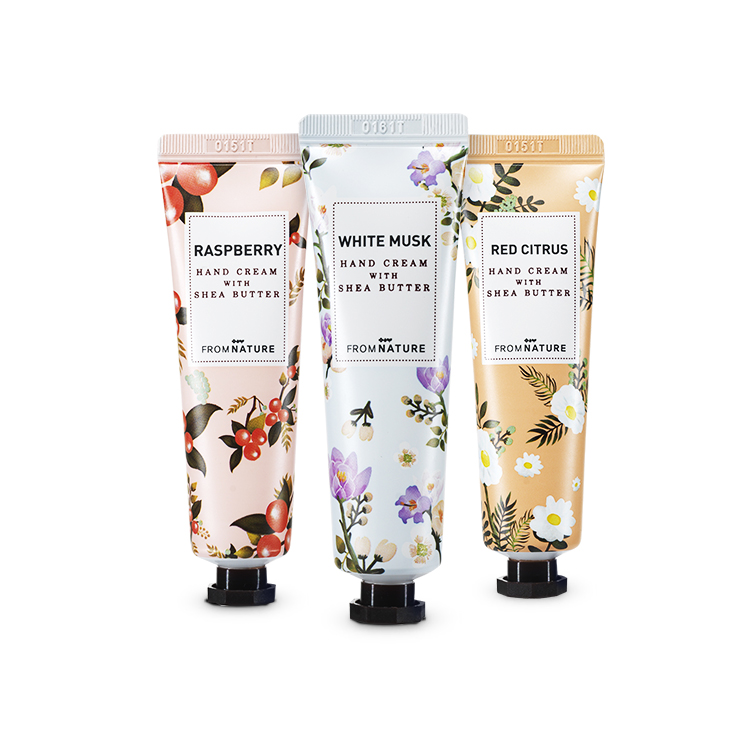 White Musk Hand Cream with Shea Butter Limited Edition 30ml