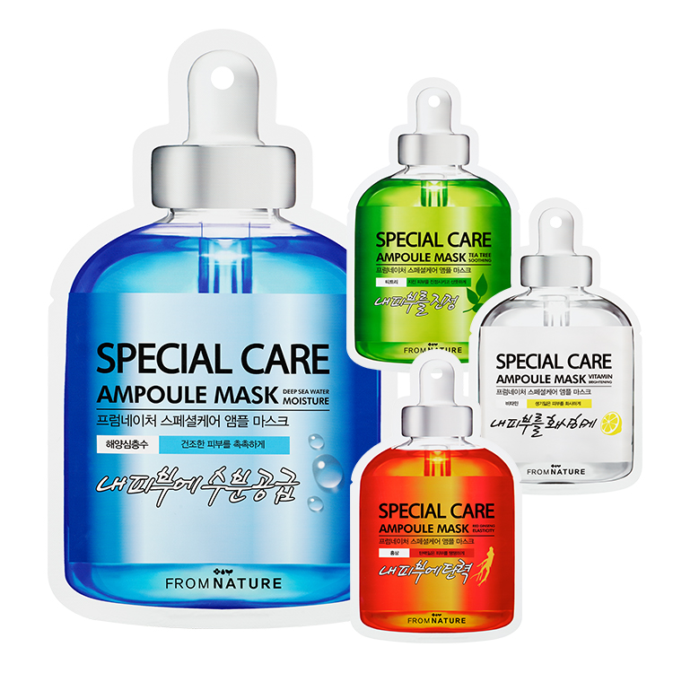 Special Care Ampoule Mask