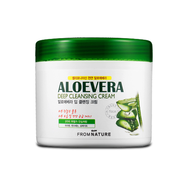 Aloevera Deep Cleansing Cream 300ml