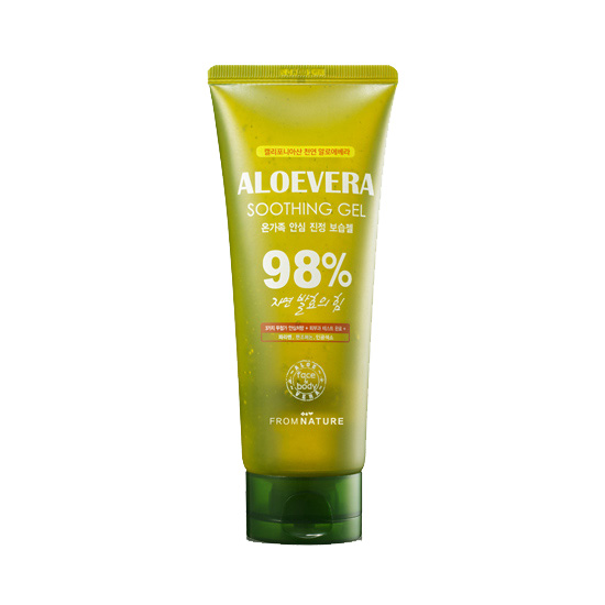 Aloevera 98% Soothing Gel 150g