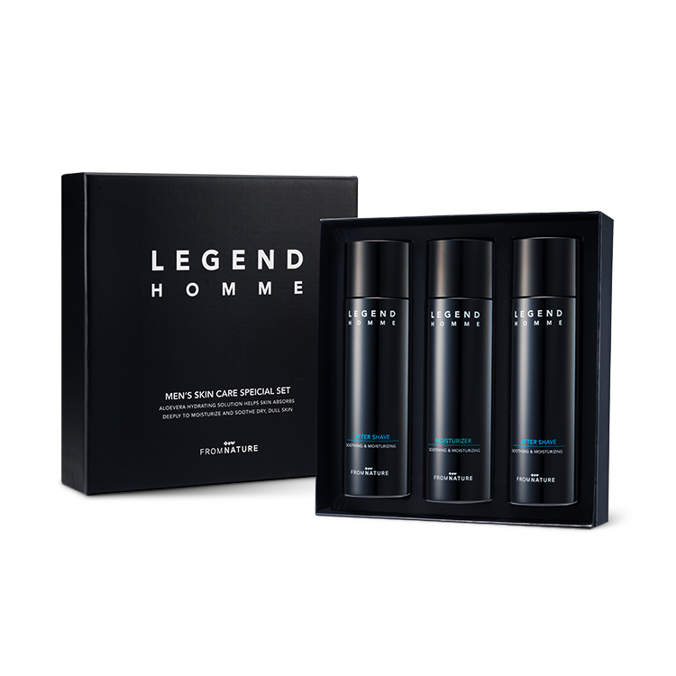 Legend Homme Men's Skin Care Special Set