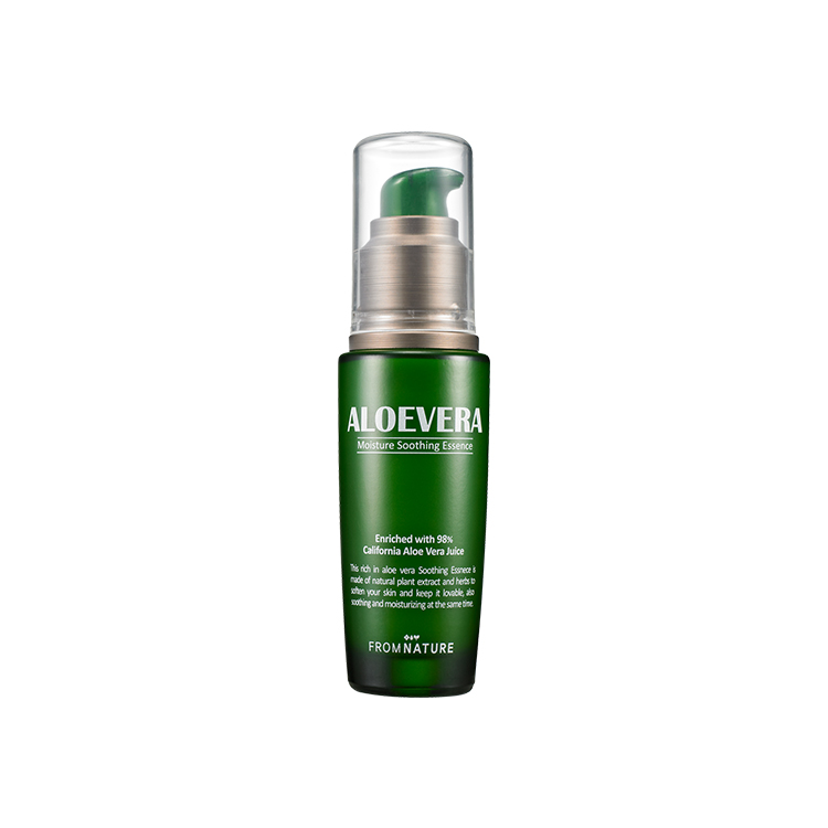 Aloevera Moisture Soothing Essence 35ml