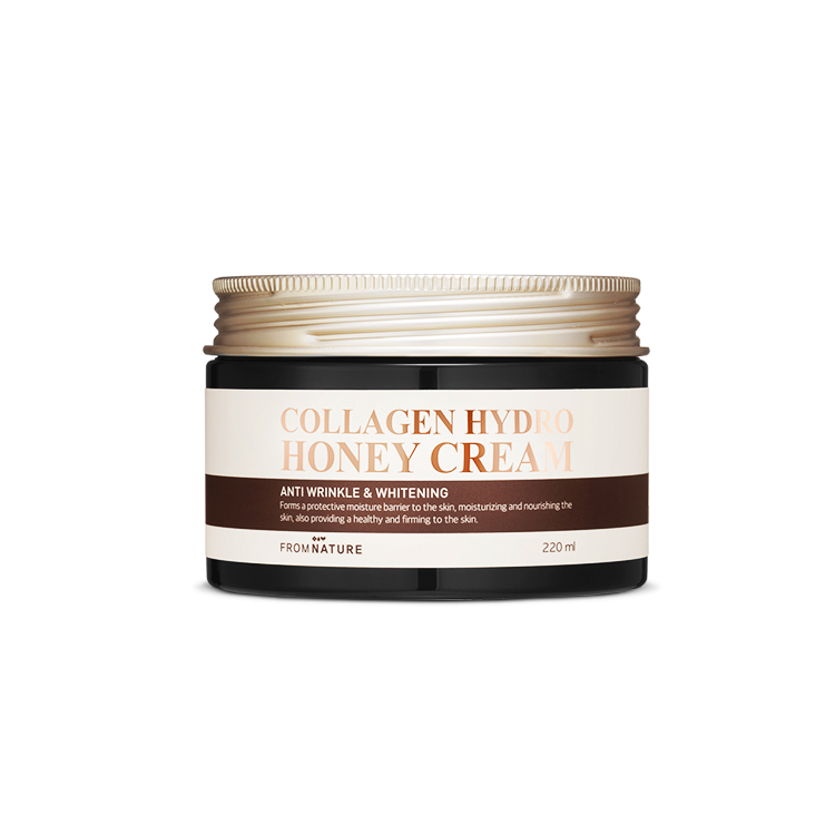 Collagen Hydro Honey Cream 220ml