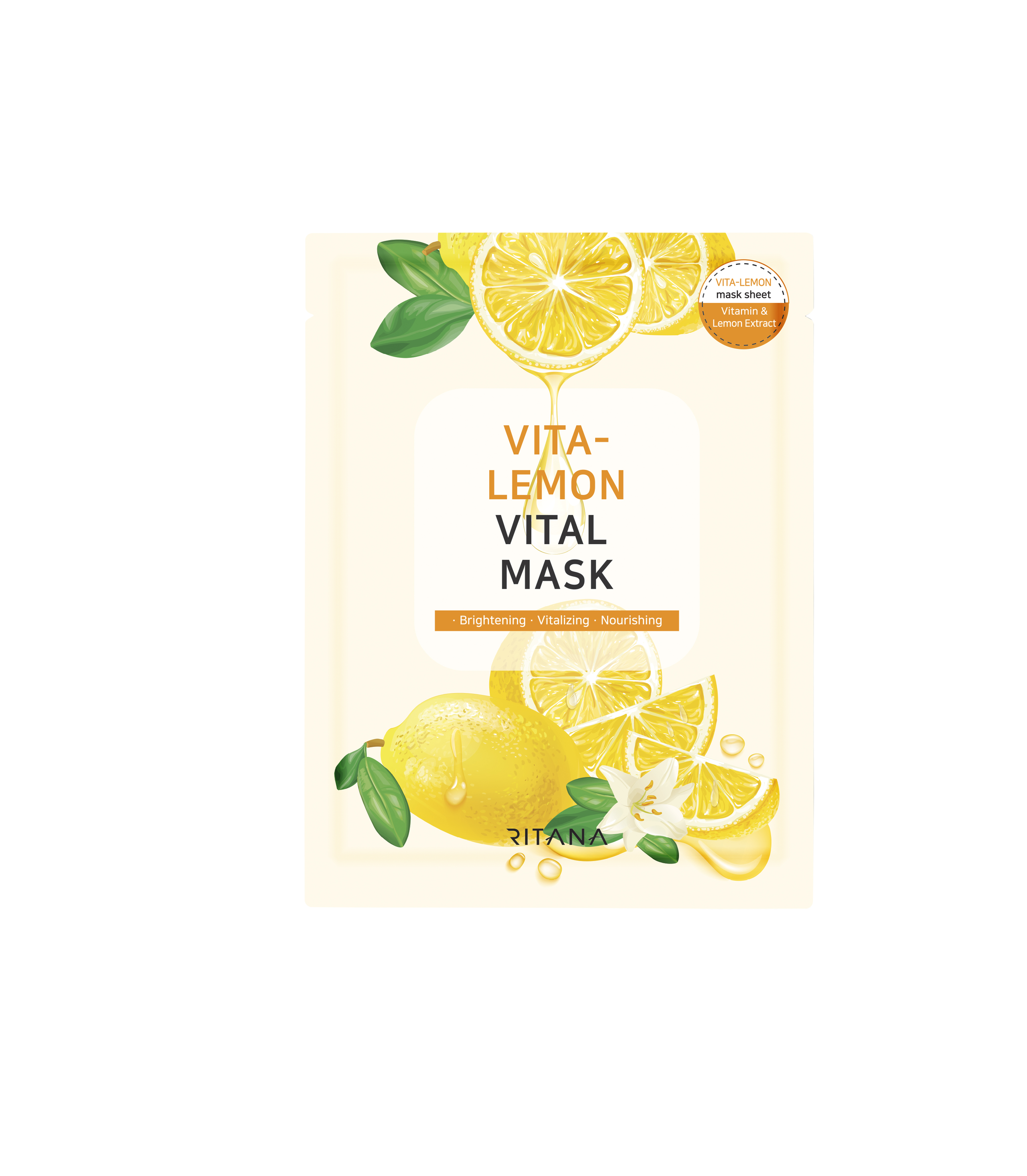 Ritana Vita-Lemon Vital Mask 23ml